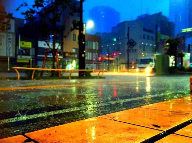 【首都圏】8月なのに東京で毎日のように降る「雨」…これだけ続くのは48年ぶり