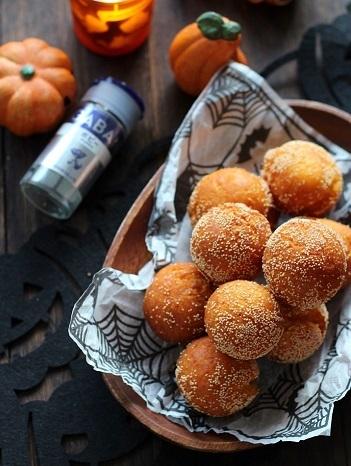 ポピーシードのかぼちゃドーナッツ2