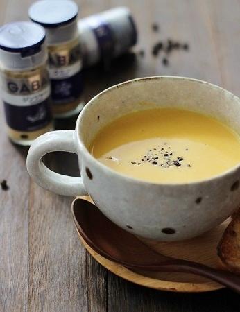Nバターナッツかぼちゃのスープ2