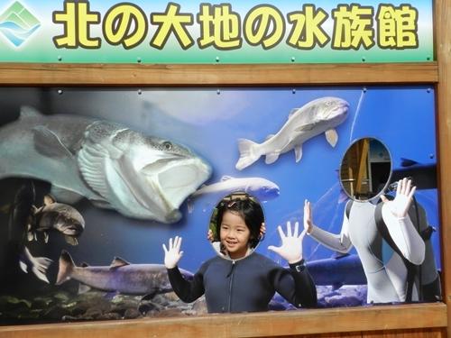 山の水族館