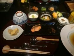 蓼科薫風朝食