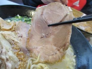 ちゅんり 蝦潮白湯麺 チャーシュー