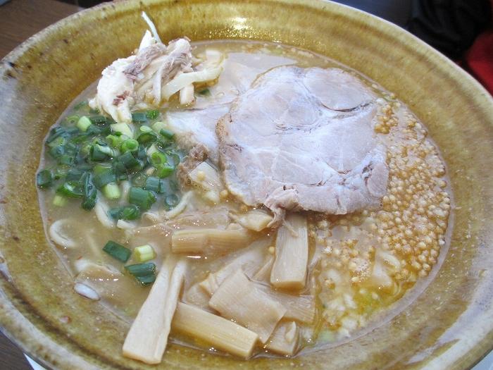 ちゅんり 味噌白湯麺