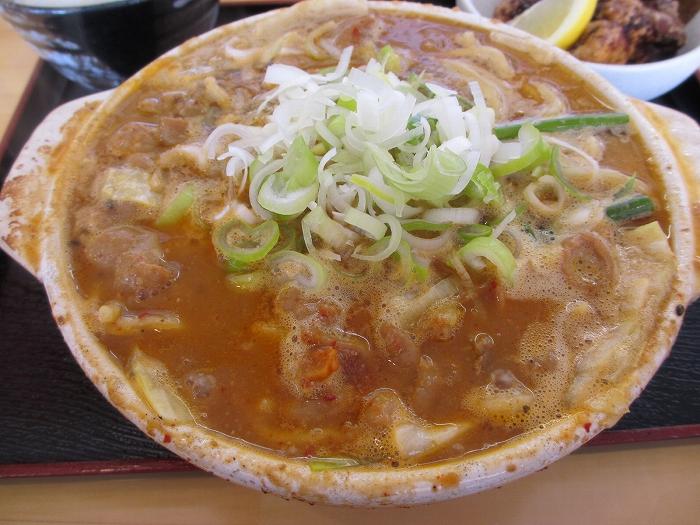 高野 モツ味噌