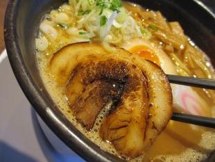 ら麺のりダー 特濃中華ソバ チャーシュー
