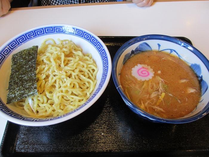 ののや米山 魚介つけ麺