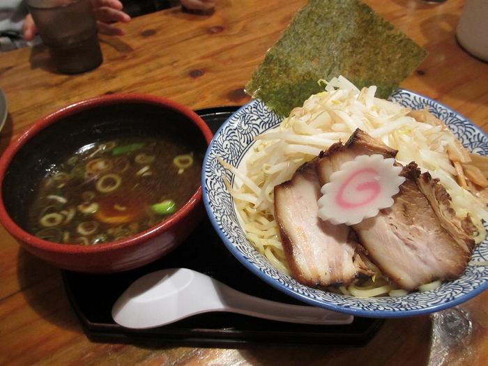満月安田 つけ麺
