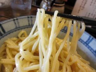 ダルマ食堂 つけ麺 麺