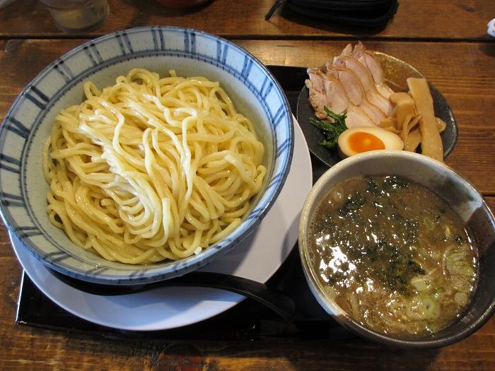 ダルマ食堂 つけ麺