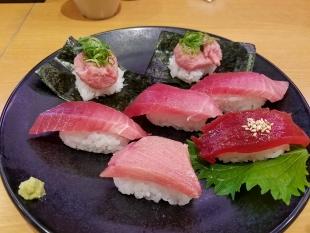 スシロー赤道 寿司