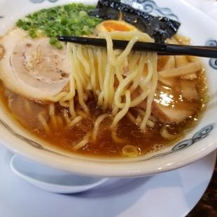 大舎厘早通 ラーメン 麺
