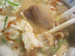 八ちゃん つけ麺 チャーシュー
