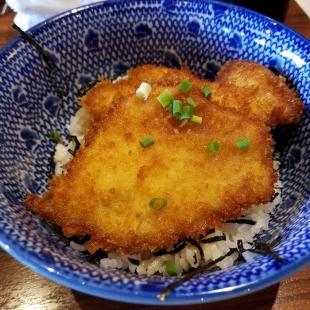 肉ばか 鶏タレカツ丼