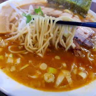 仁 海老そば醤油 麺スープ