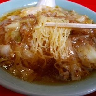 白寿 旨煮ソバ 麺スープ