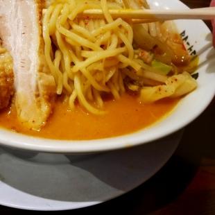 おぎかわ亀田 辛みそTPチャーシュー 麺スープ