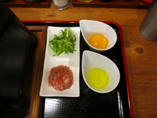 豚シャモジ 松茸釜麺 (2)