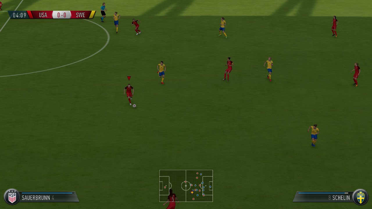 FIFA18awitchダイナミック