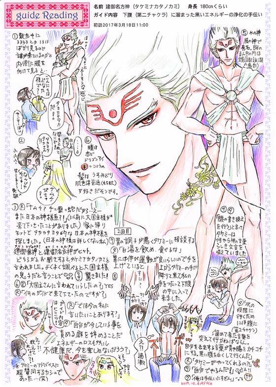 タケミナカタノ神