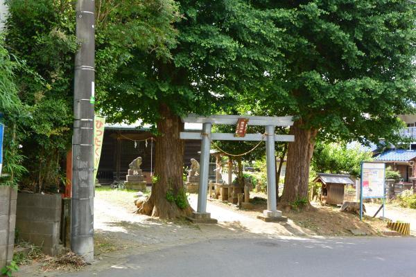 中和倉熊野神社① - コピー