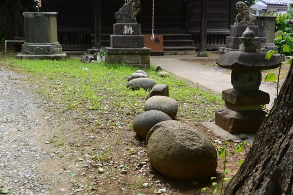中和倉熊野神社② - コピー