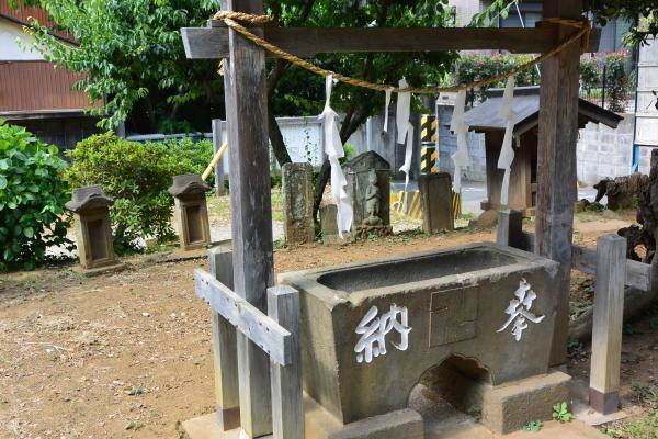 中和倉熊野神社④ - コピー