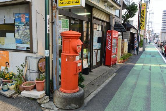 宿篠葉神明神社⑤