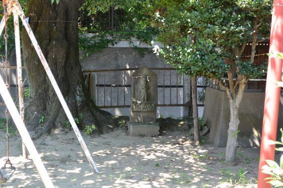 中井谷熊野神社②