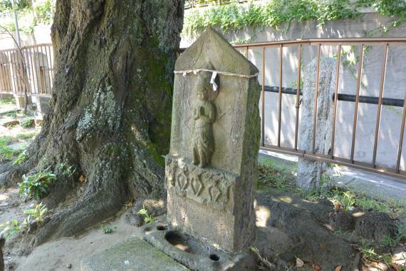 中井谷熊野神社③