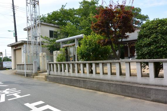 富足神社①