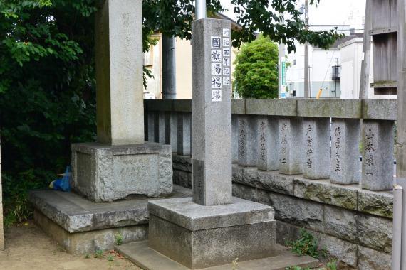 柴又八幡神社⑤