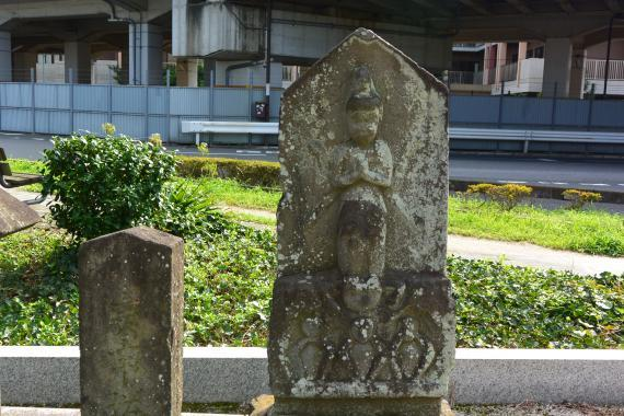 蒲生1丁目久伊豆神社⑧