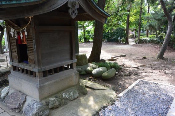 蒲生久伊豆神社④