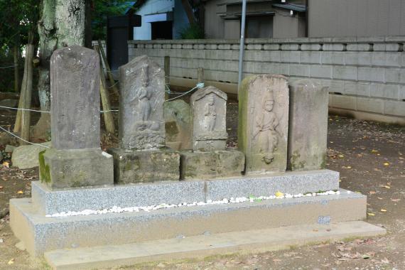 旭氷川神社②