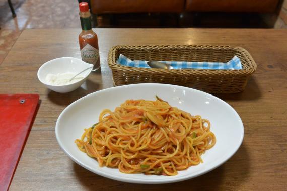 鐘ヶ淵駅近くの食堂⑩