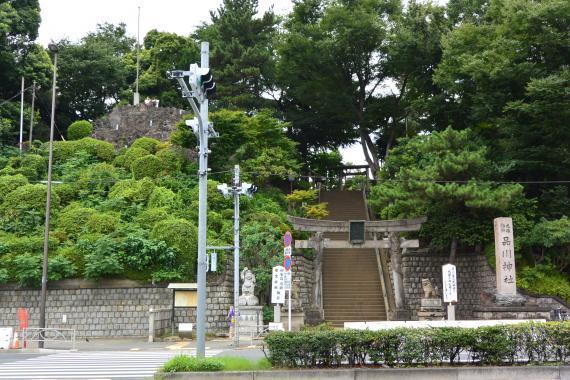 品川神社①