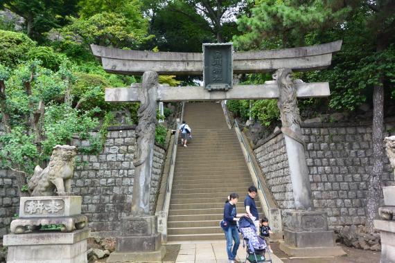 品川神社②