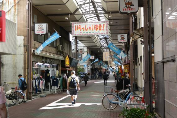 佐竹商店街⑧