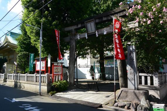 矢先稲荷神社①