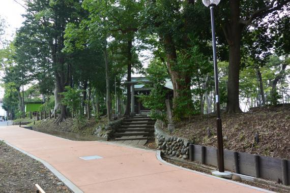 富士浅間神社①