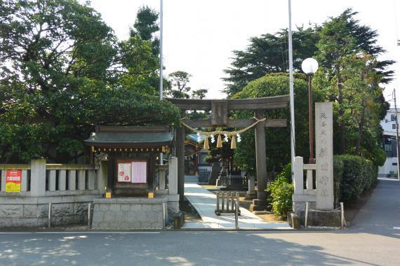 稗田神社①