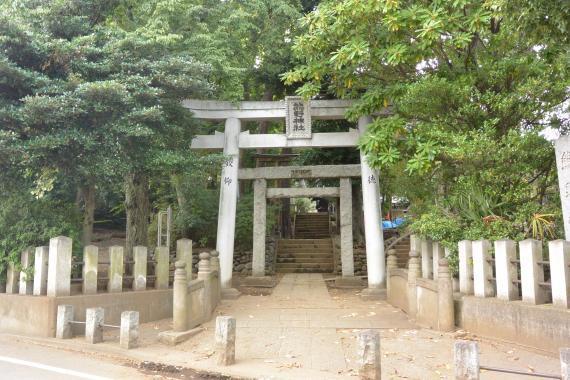 和泉熊野神社①
