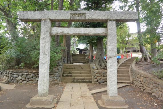 和泉熊野神社③