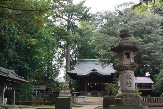 和泉熊野神社⑤