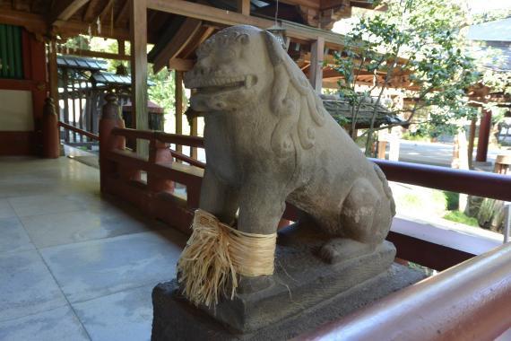 越ケ谷久伊豆神社④