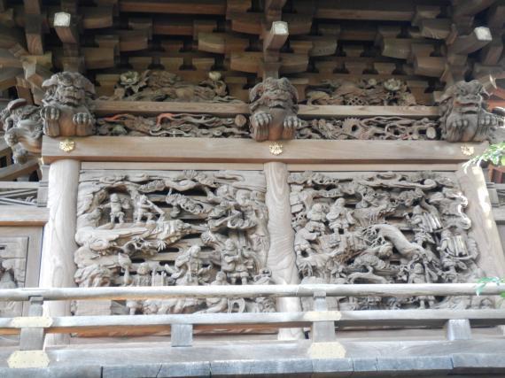 大沢香取神社⑥