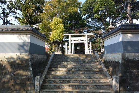 香取駒形神社②