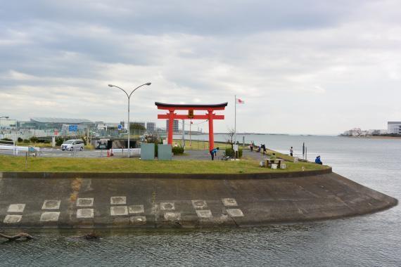 穴守稲荷神社⑨