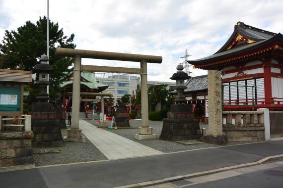 羽田神社①
