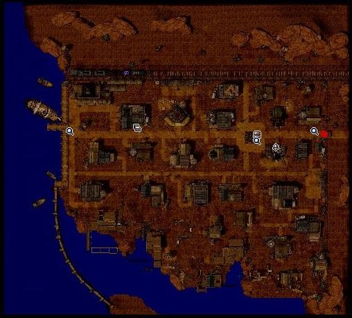 ロックリッジマップ